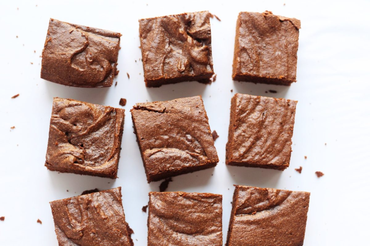 Gluten-Free, Naturally Sweet Brownies, Kid-Friendly Dessert
