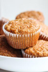 Sweet Potato Muffins - Grain-Free, Naturally Sweet, Gluten-Free