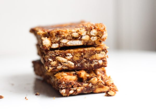 Healthy No Bake Granola Bars