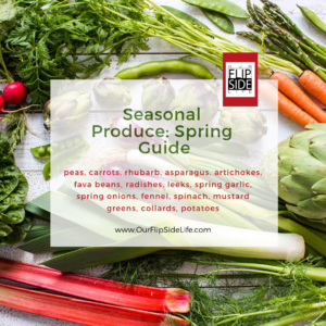 Seasonal Produce: Spring Guide