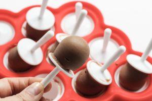 Healthy Sweeteners: Easy To Make Fudgesicles