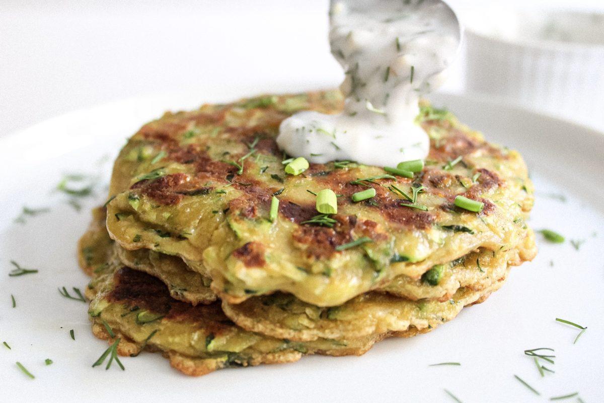 zucchini-pancakes