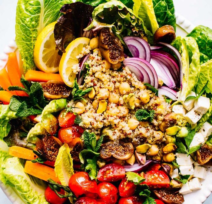 10 Summer Salad Ideas