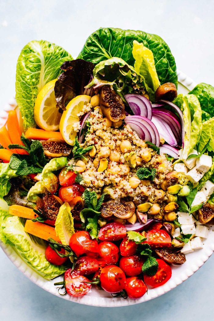 10 Easy, Healthy Summer Salad Recipe Ideas