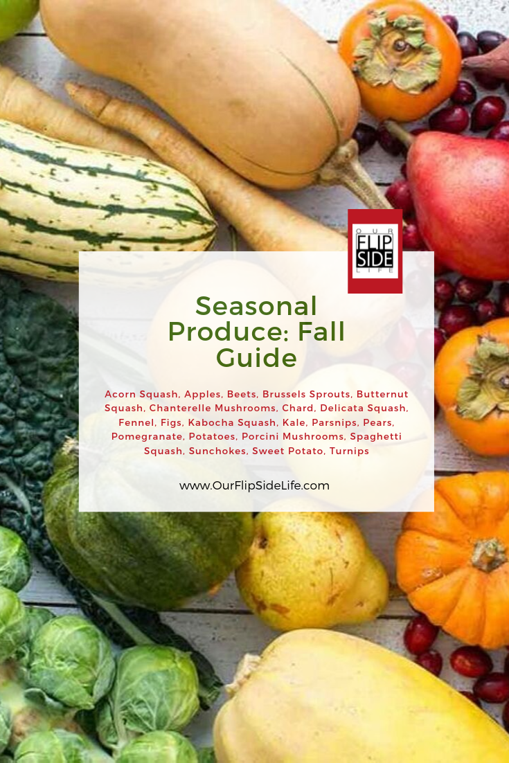 Fall Produce Guide - Image Hero