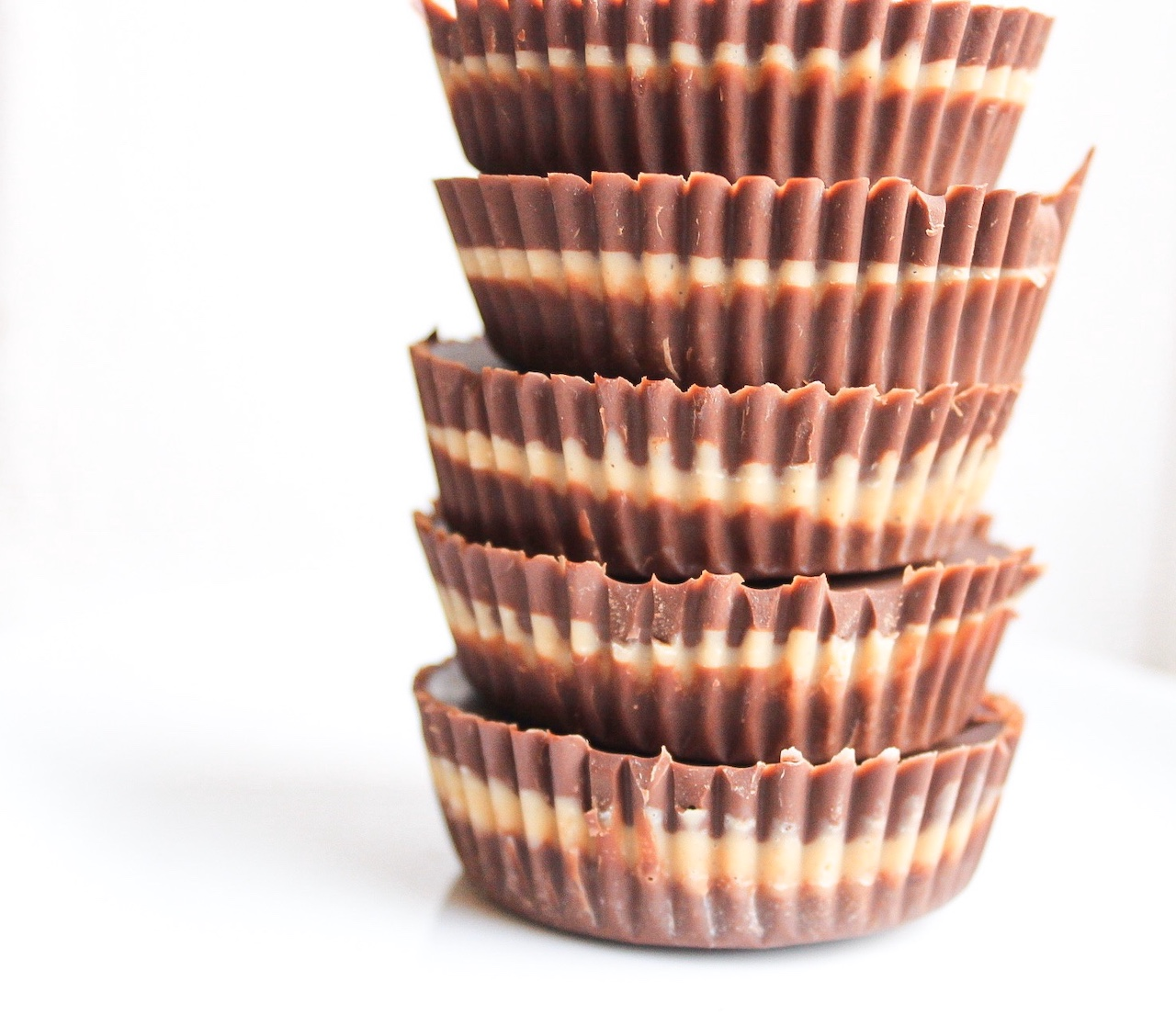 Homemade Almond Butter Cups